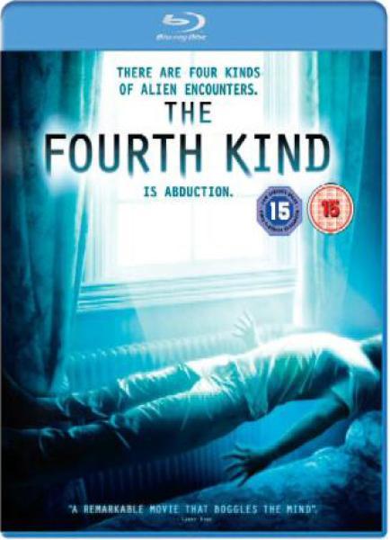 The Fourth Kind Blu Ray Zavvi