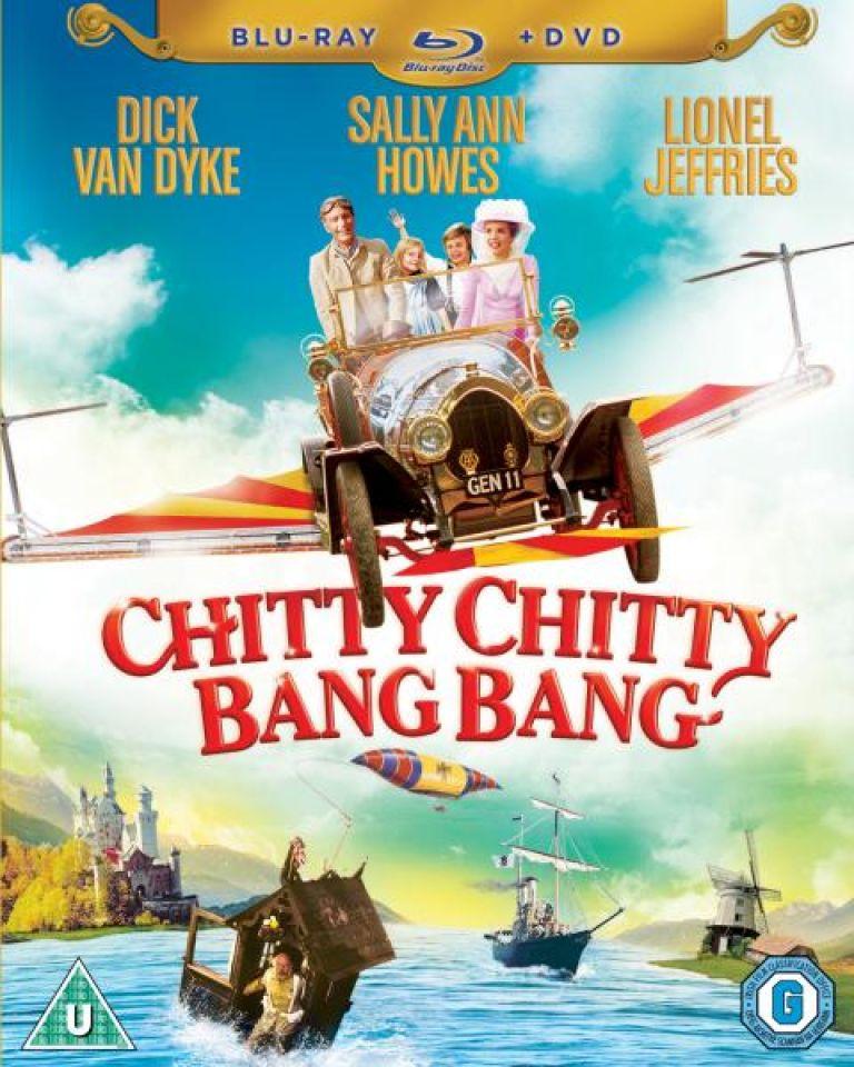 Chitty Chitty Bang Bang Includes Blu Ray And DVD Copy