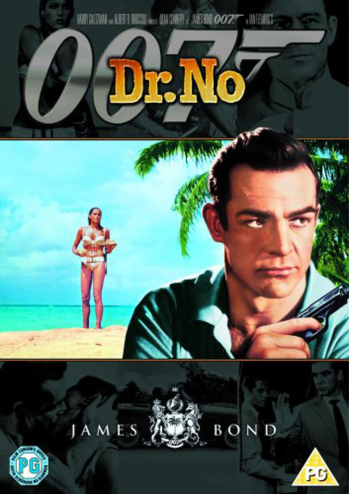 Dr No Ultimate Edition DVD Zavvi