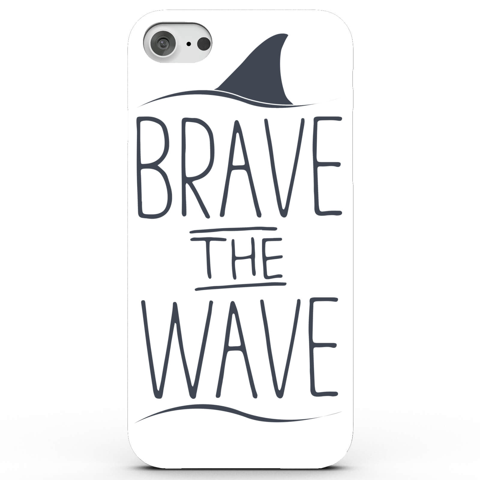 Brave The Wave Phone Case For Iphone Amp Android
