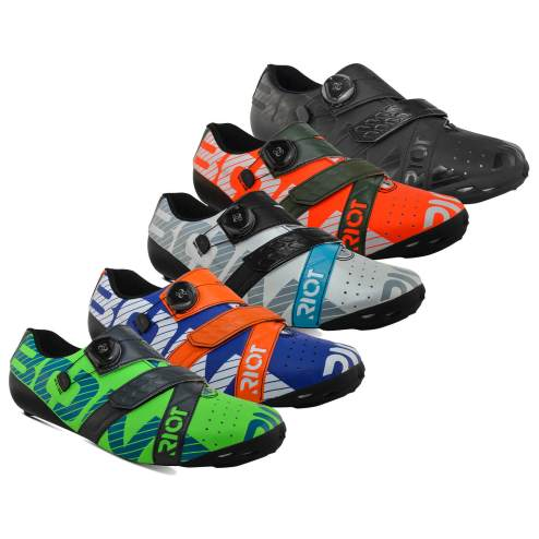 Bont Riot+ Road Shoes