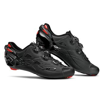 Sidi Shot Matt Road Shoes - Total Black