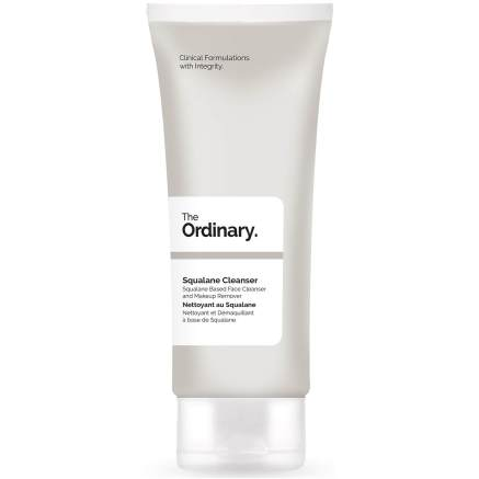The Ordinary Squalane Cleanser Supersize Exclusive 150ml | Free Shipping |  LOOKFANTASTIC