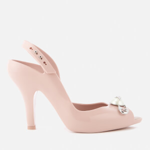 Vivienne Westwood for Melissa Women's Lady Dragon 19 Heeled Sandals - Blush Pin