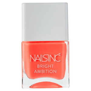 nails inc. Bright Ambition Nail Polish - Strictly Bikini 14ml