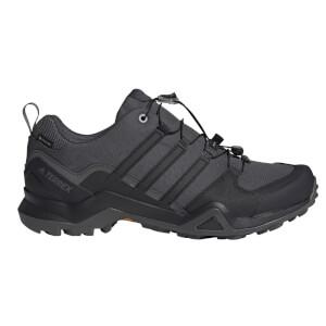 adidas Men's Swift R2 Goretex Hiking Shoes - Grey/Core Black