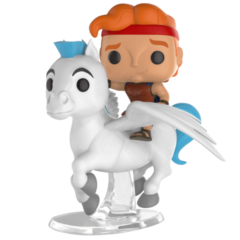Hercules and Pegasus Funko Pop Vinyl