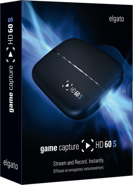 Elgato Gaming Game Capture HD60S Games Accessories