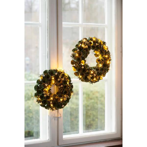 Sirius Alice Wreath - 35cm