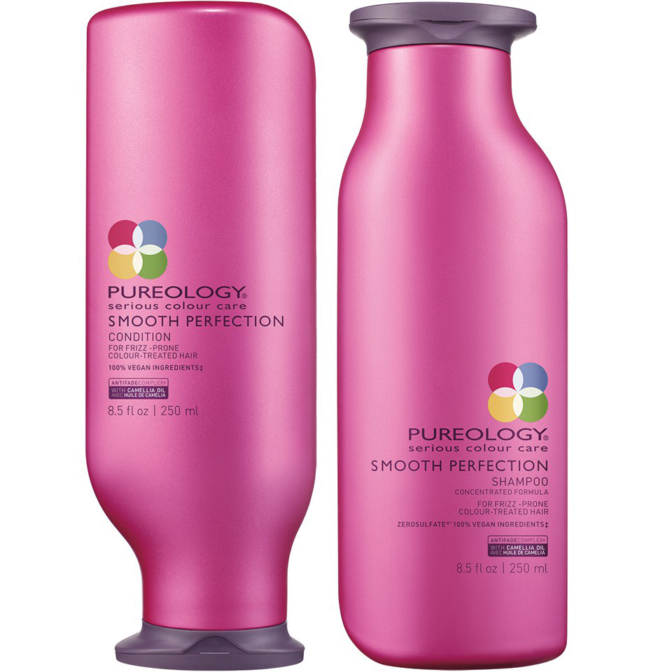 Pureology Smooth Perfection Shampoo And Conditioner 250ml