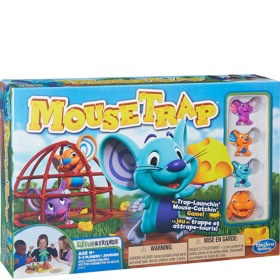 Elefun And Friends Mousetrap IWOOT
