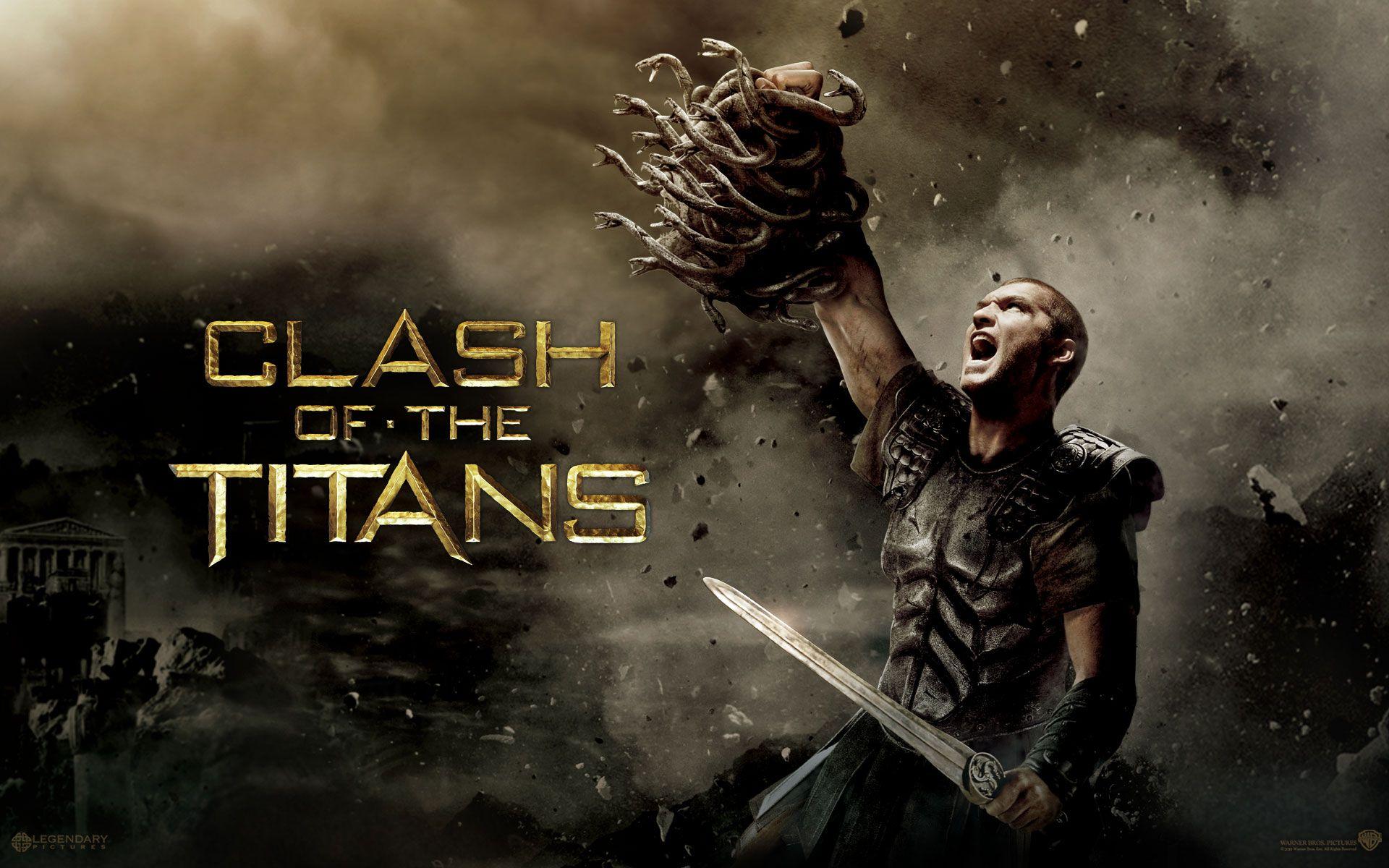 ผลการค้นหารูปภาพสำหรับ Clash of The Titans
