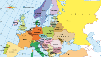 JUEGO CAPITALES EUROPA  BLOG DEL PROFESOR RAL