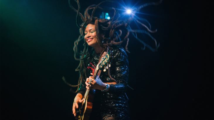 Valerie June free presale listing for show tickets in Boston, MA (The Wilbur)