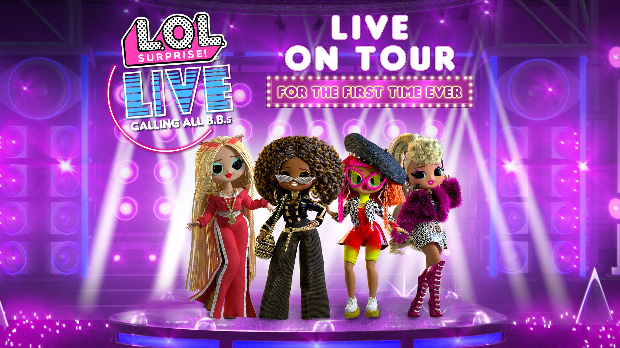 presale code for L.O.L. Surprise! Live tickets in Los Angeles - CA (Orpheum Theatre)