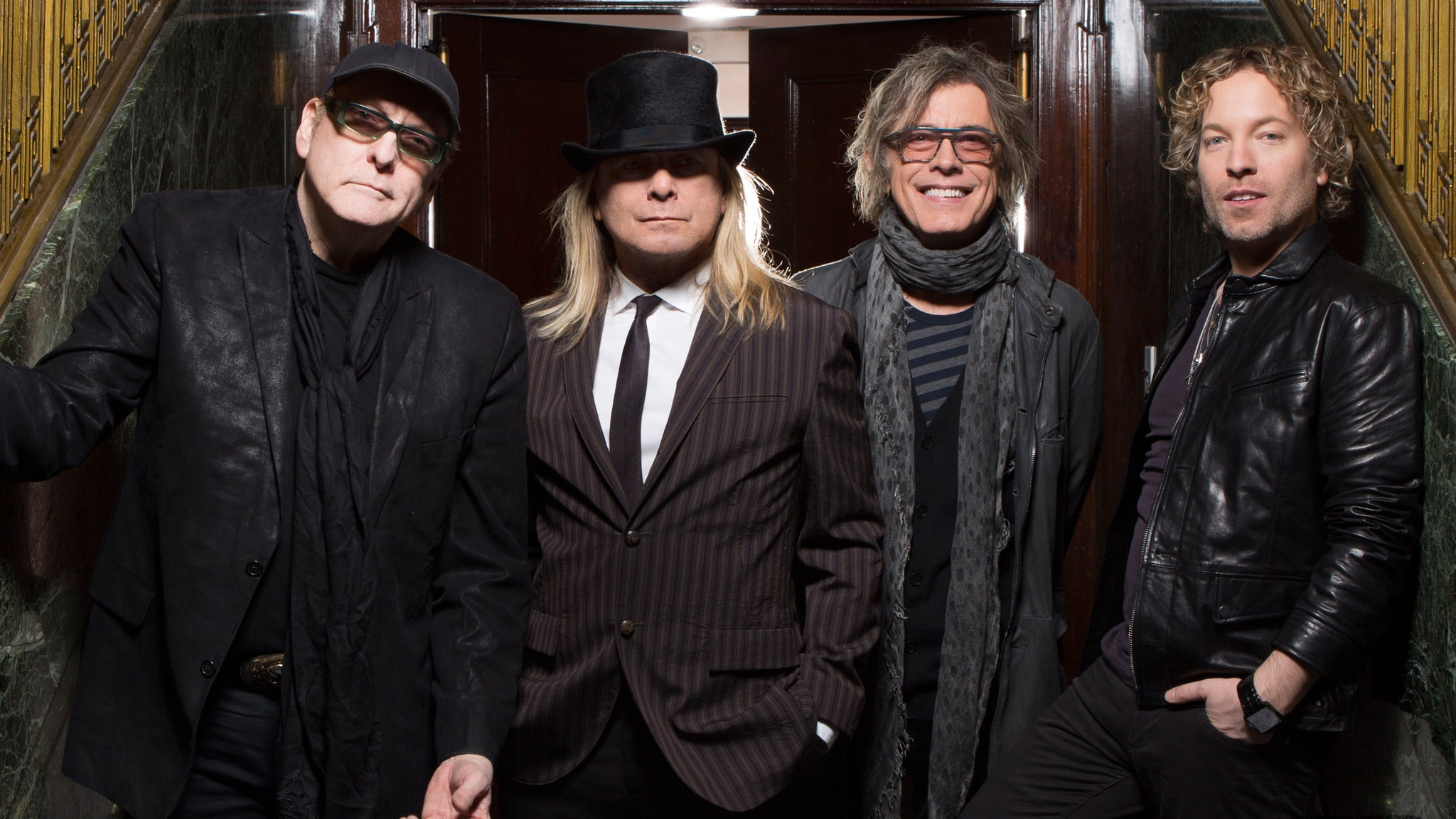 presale code for Cheap Trick tickets in Reading - PA (The Santander Performing Arts Center )