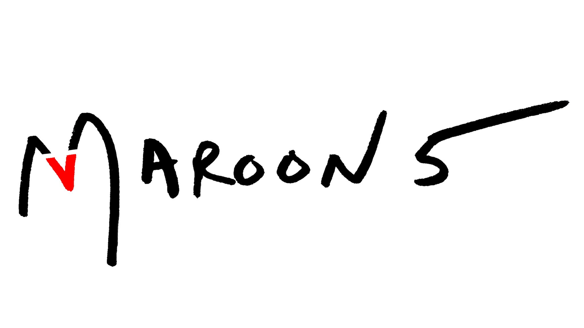 Maroon 5 presale passcode for early tickets in Holmdel
