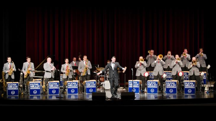 presale password for Glenn Miller Orchestra tickets in Anderson - IN (Paramount Theatre)