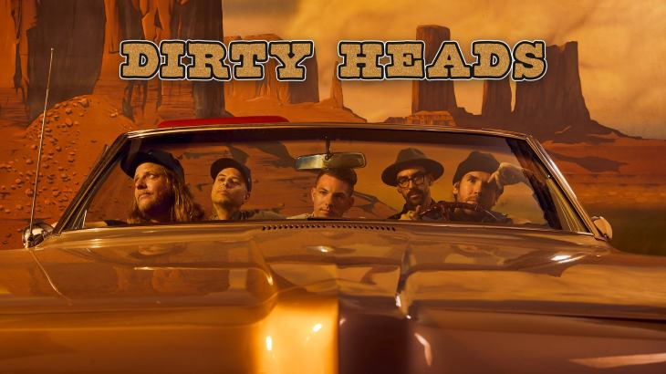 Dirty Heads & Sublime with Rome: High and Mighty Tour free pre-sale password