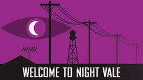 Welcome To Night Vale presale password for early tickets in a city near you