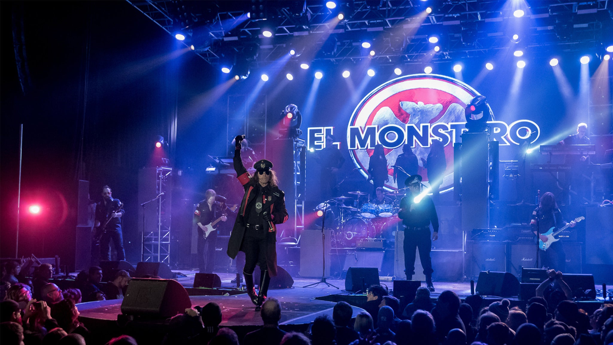 presale code for El Monstero tickets in Maryland Heights - MO (Hollywood Casino Amphitheatre - St. Louis, MO)
