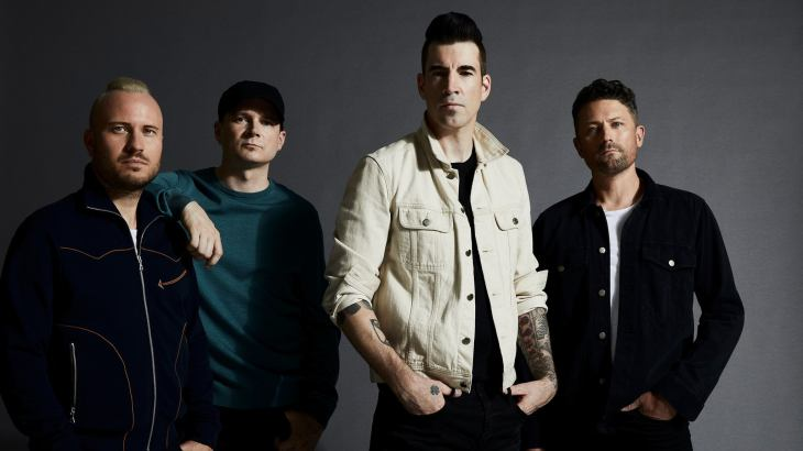Theory of a Deadman free presale password