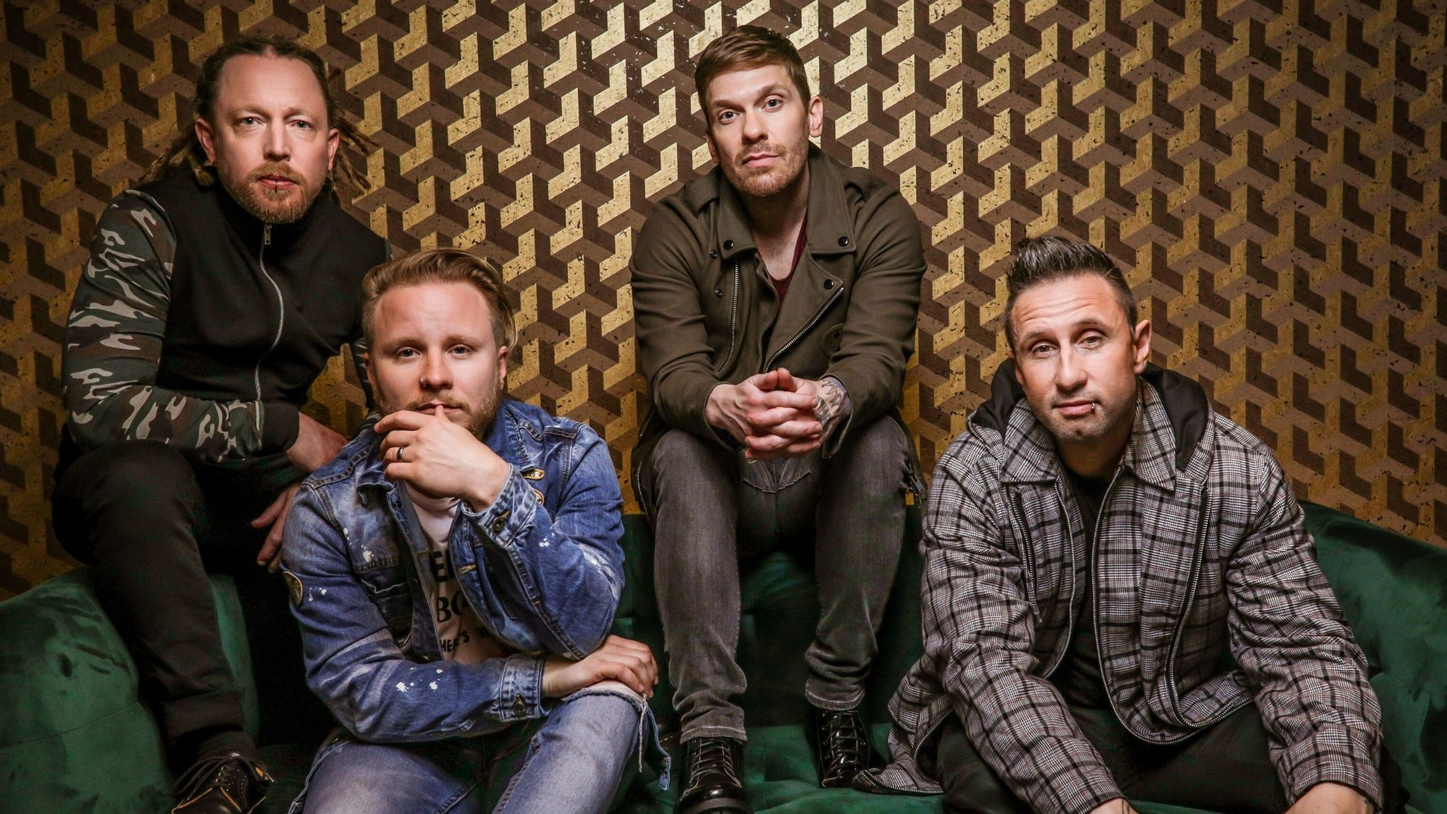 Shinedown pre-sale passcode for event tickets in Chattanooga, TN (Soldiers and Sailors Memorial Auditorium)