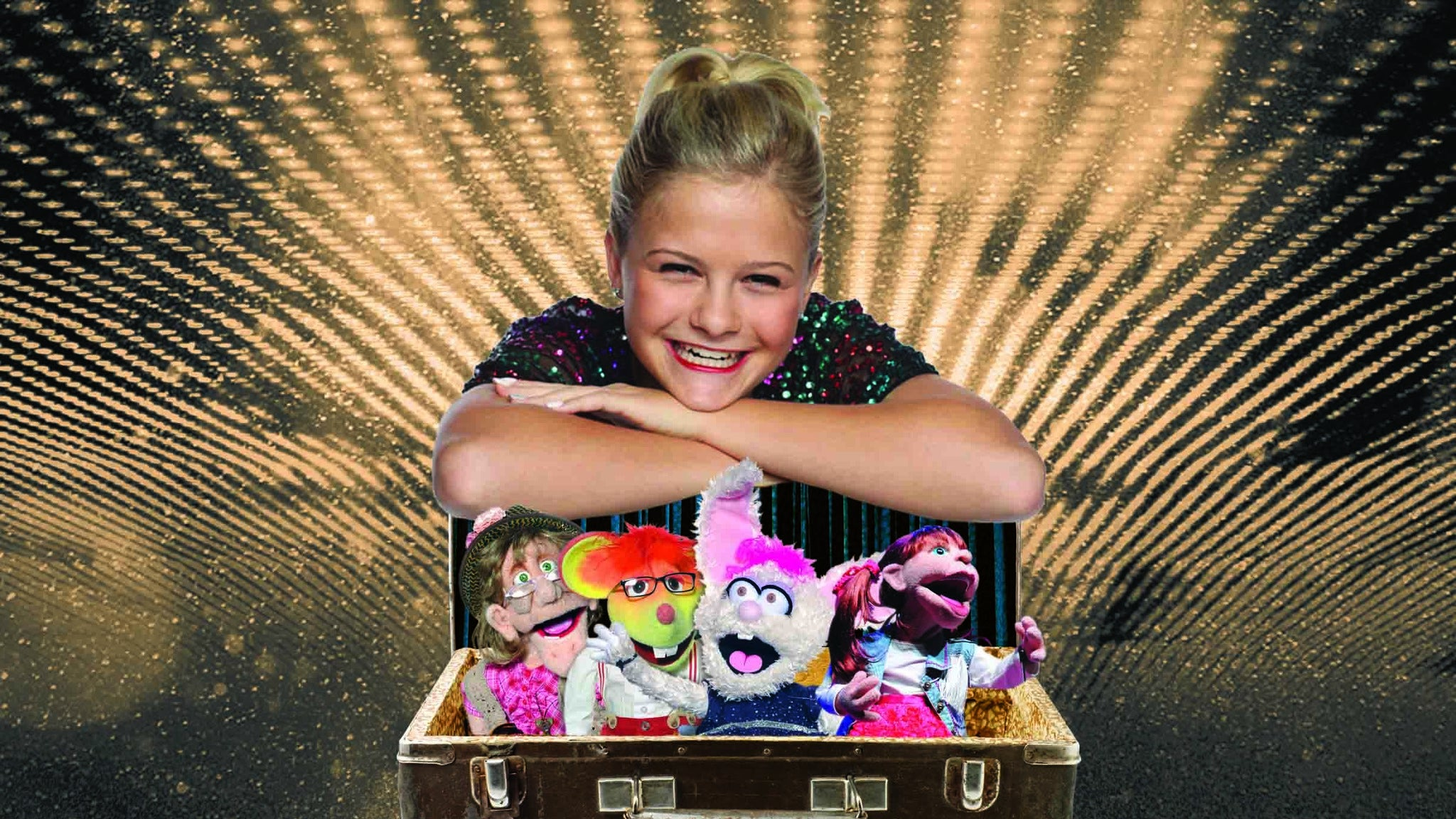 presale password for Darci Lynne: My Lips Are Sealed (Except When They're Not) tickets in Jefferson City - MO (Capital Region MU Health Care Amphitheater)