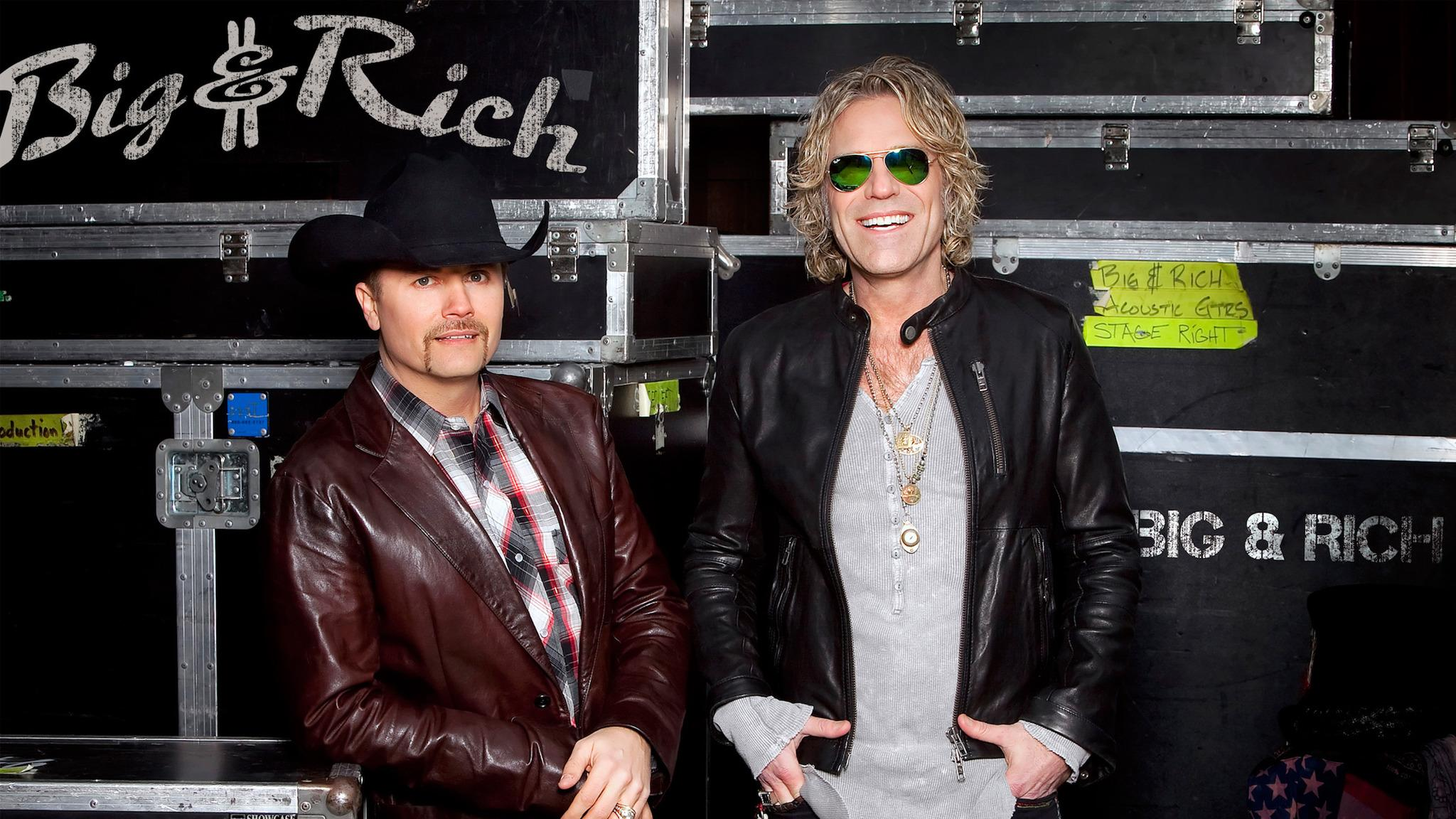 Big & Rich, Aaron Lewis and more: A Salute to American Veterans presale password