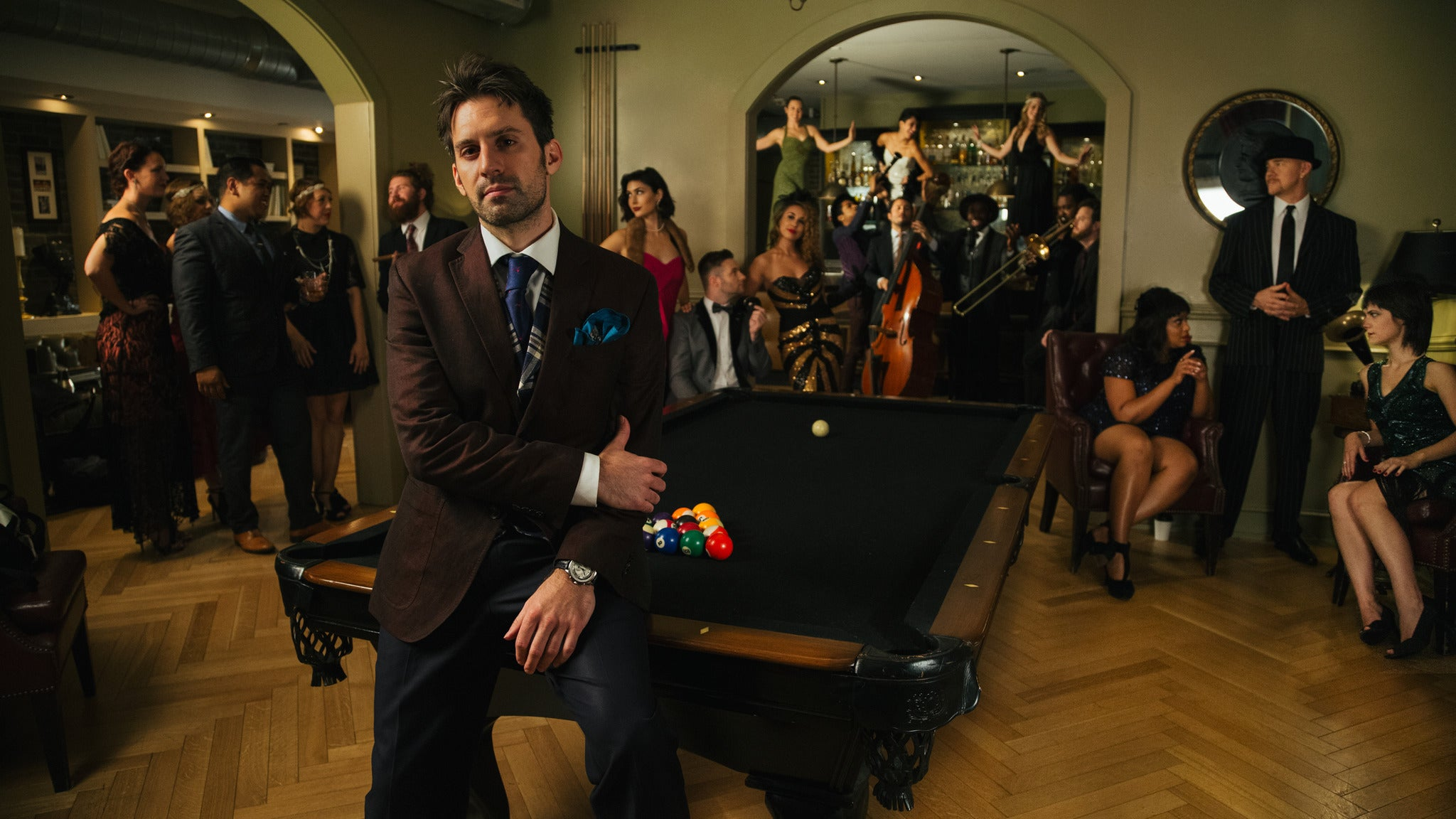 Postmodern Jukebox - The Grand Reopening Tour pre-sale password for performance tickets in Enoch, AB (River Cree Resort & Casino)