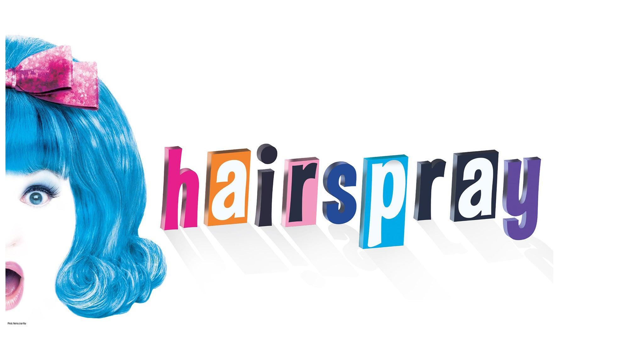 Hairspray (Touring) presale password