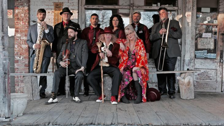 presale code for Squirrel Nut Zippers' Holiday Caravan Tour 2021 tickets in Portland - ME (Aura)