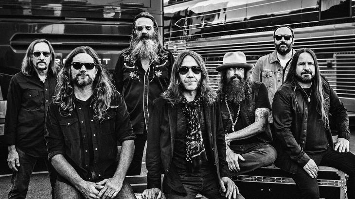 Blackberry Smoke free presale listing for performance tickets in Lewiston, NY (Artpark Outdoor Amphitheater)