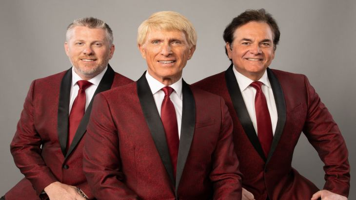 presale code for The Lettermen tickets in Anderson - IN (Paramount Theatre)
