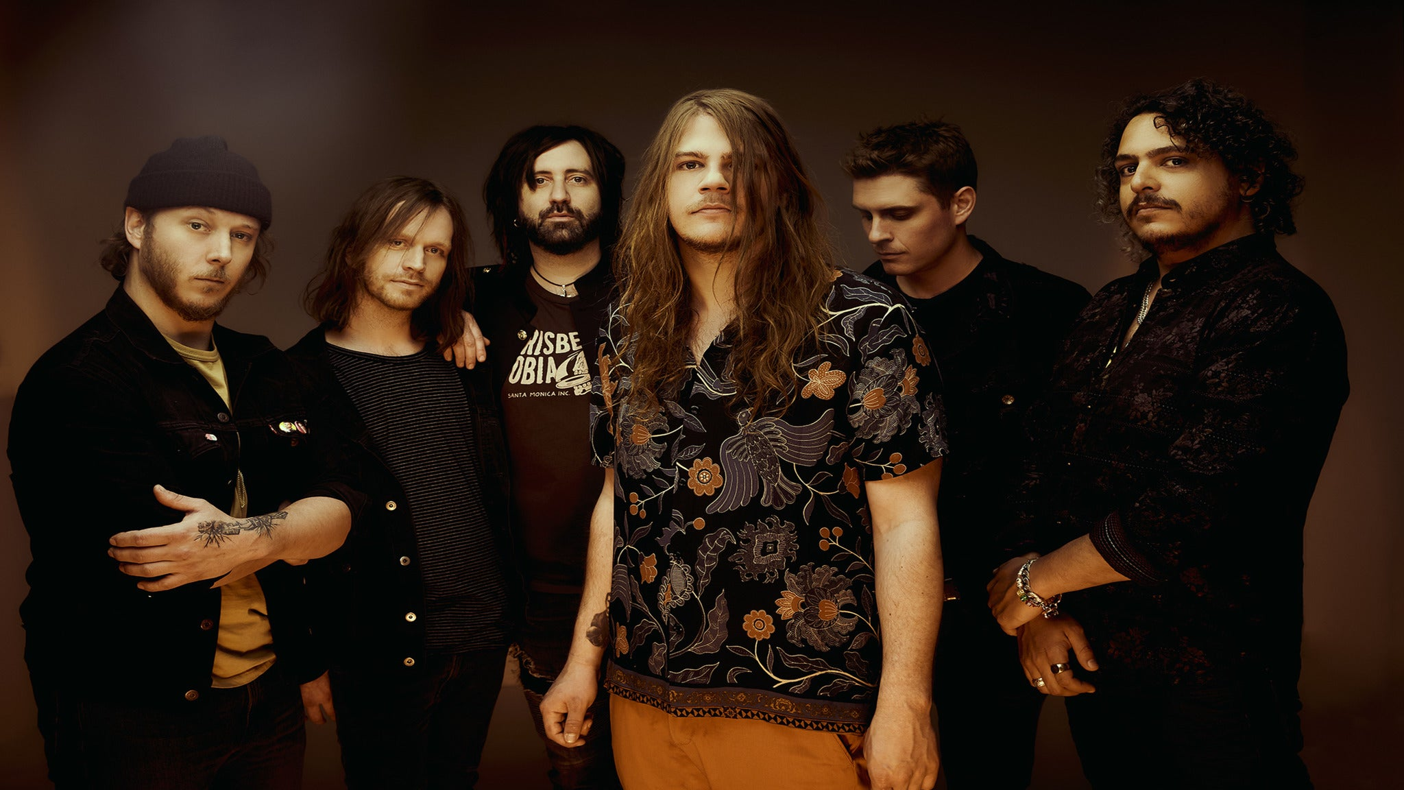 The Glorious Sons - The Unfinished Business Tour pre-sale password