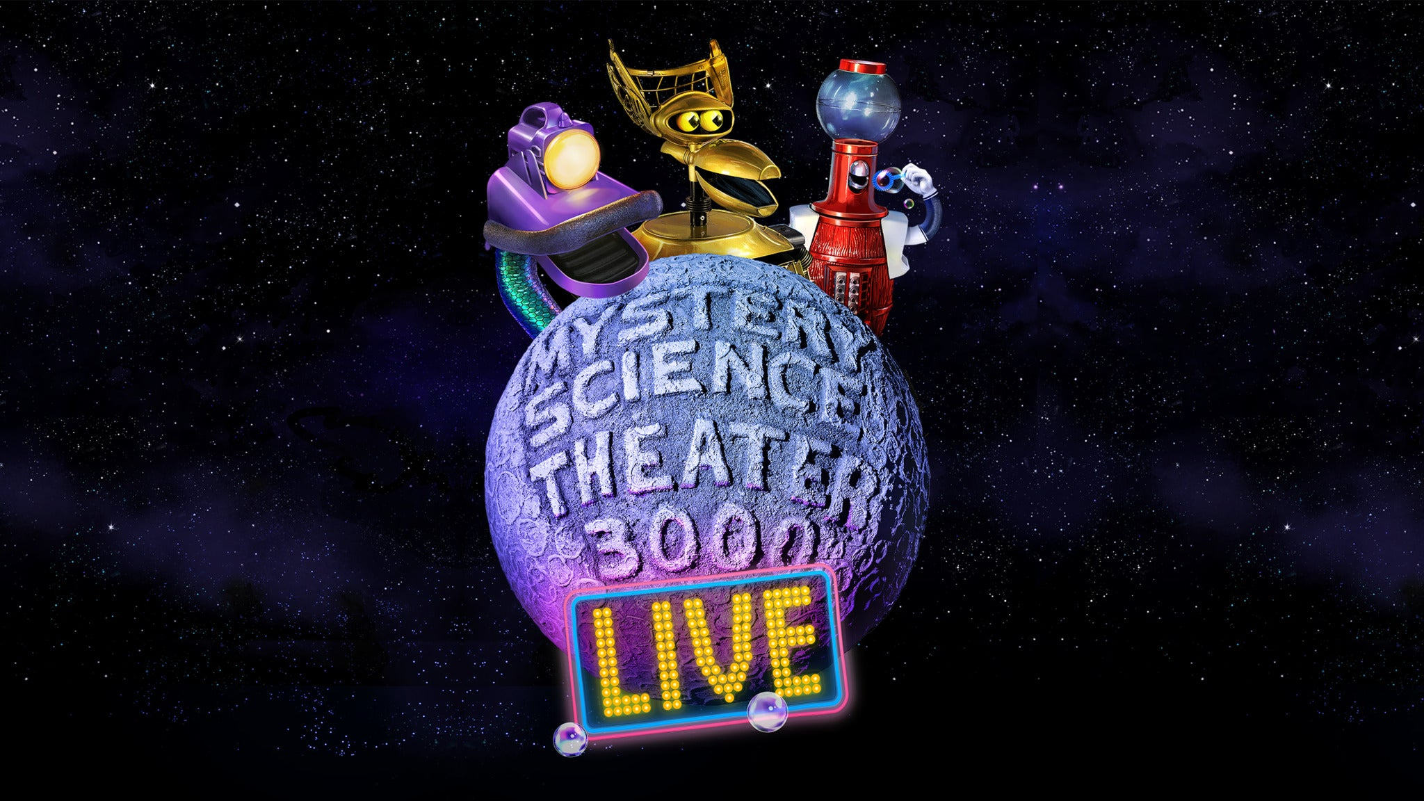 Mystery Science Theater 3000 LIVE: Time Bubble Tour presale password