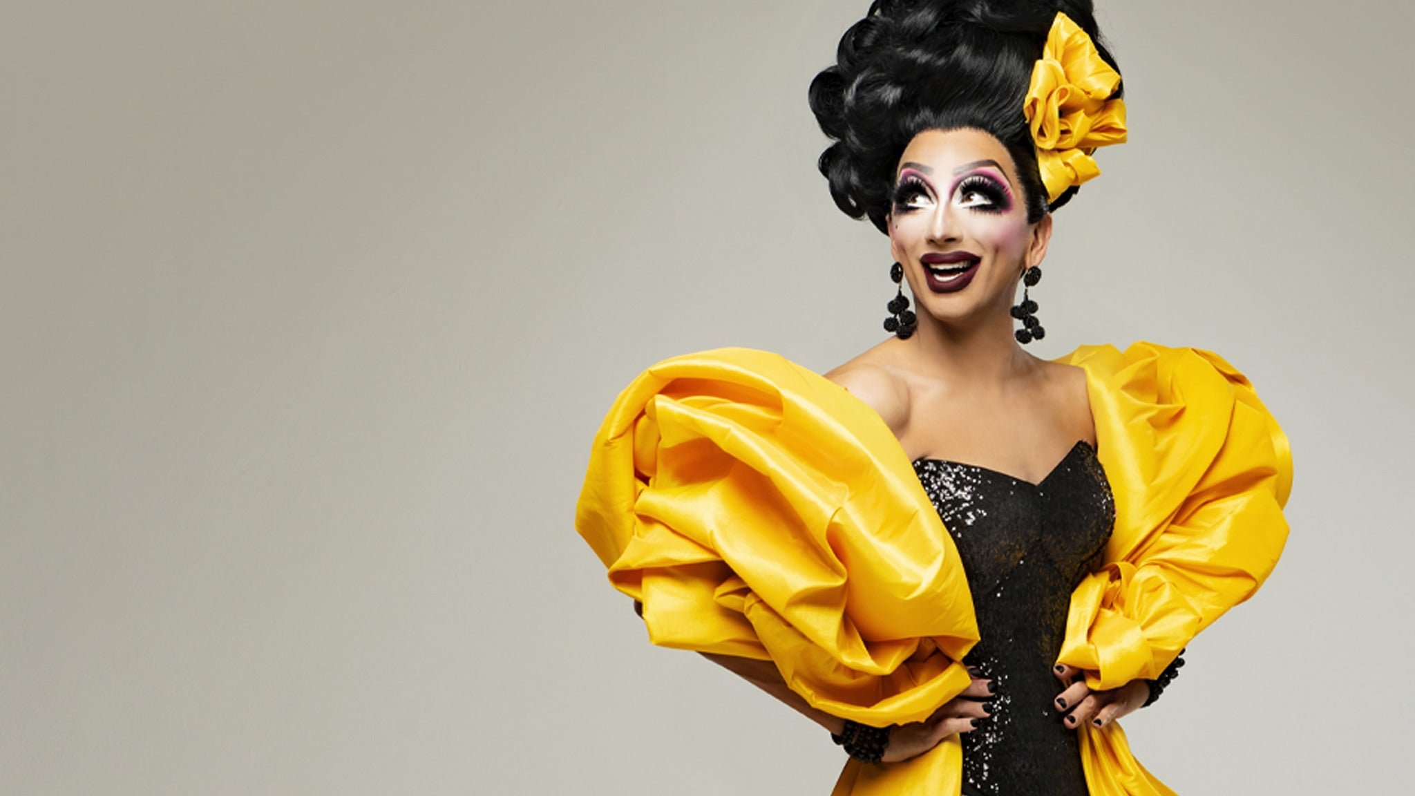 Bianca Del Rio: Unsanitized presale password for early tickets in Montreal
