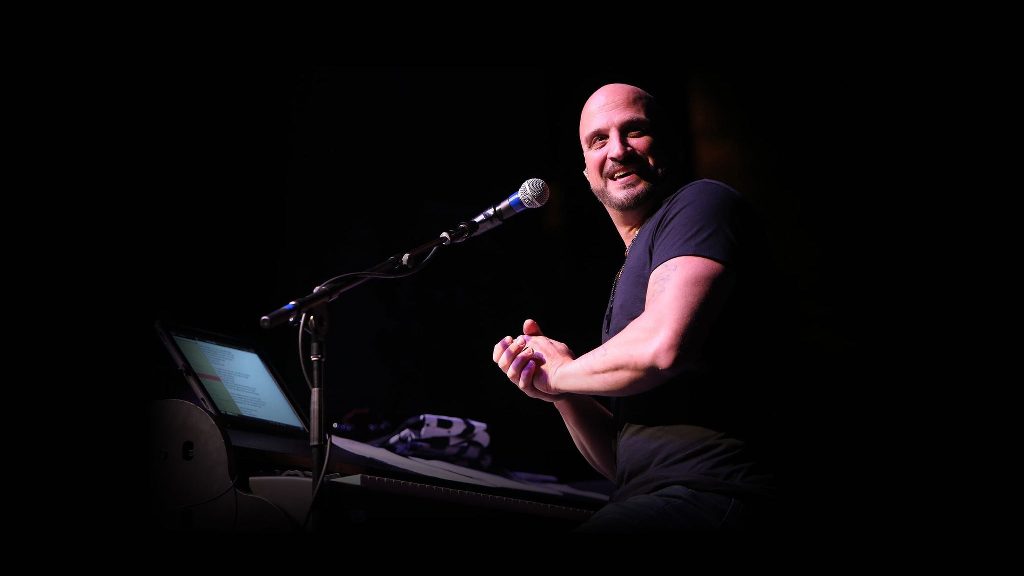 Mike Delguidice & Big Shot - Celebrating The Music Of Billy Joel presale code for concert tickets in Huntington, NY (The Paramount)