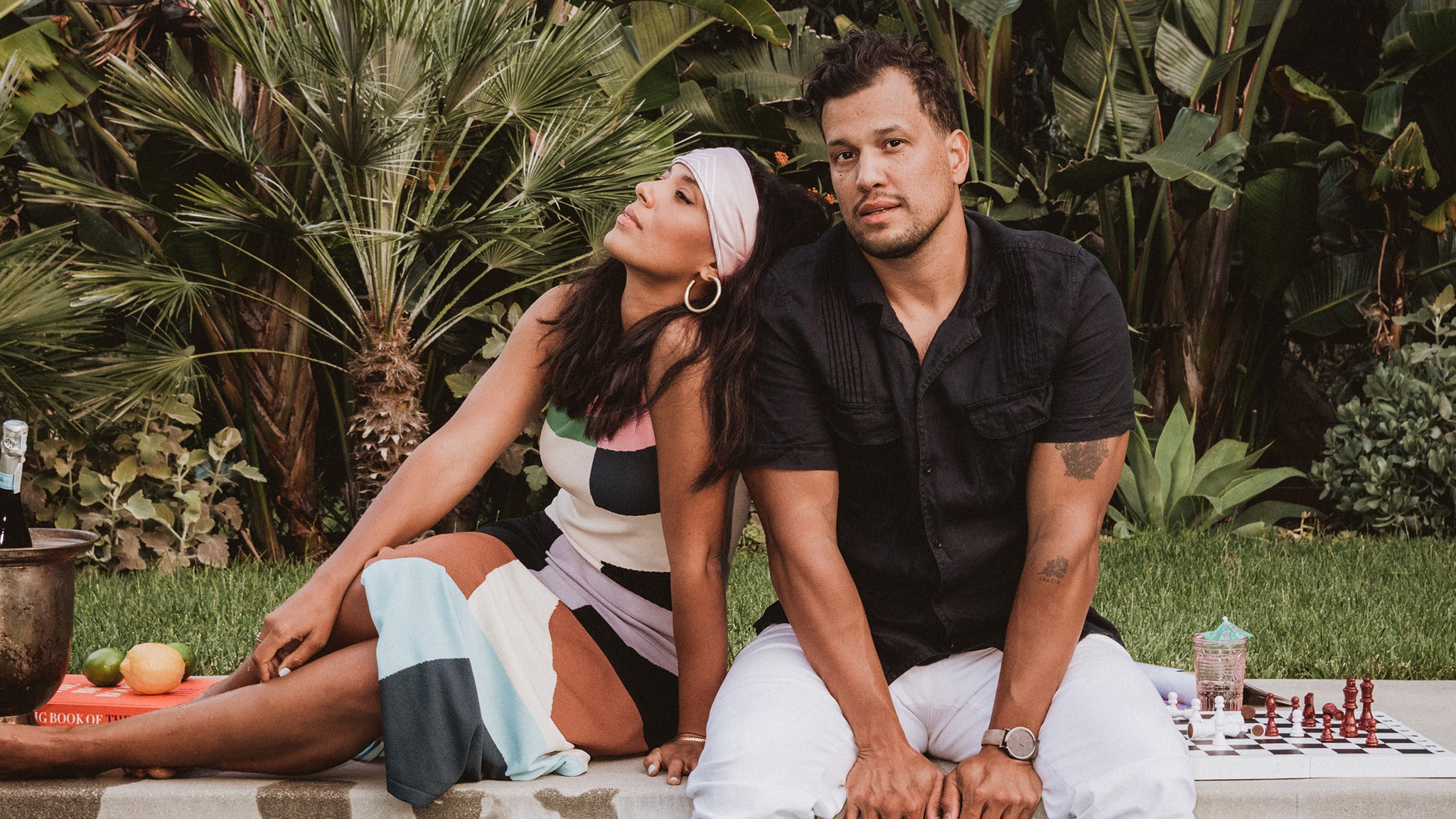 Johnnyswim: The Johnnyswim Show presale code for early tickets in Knoxville