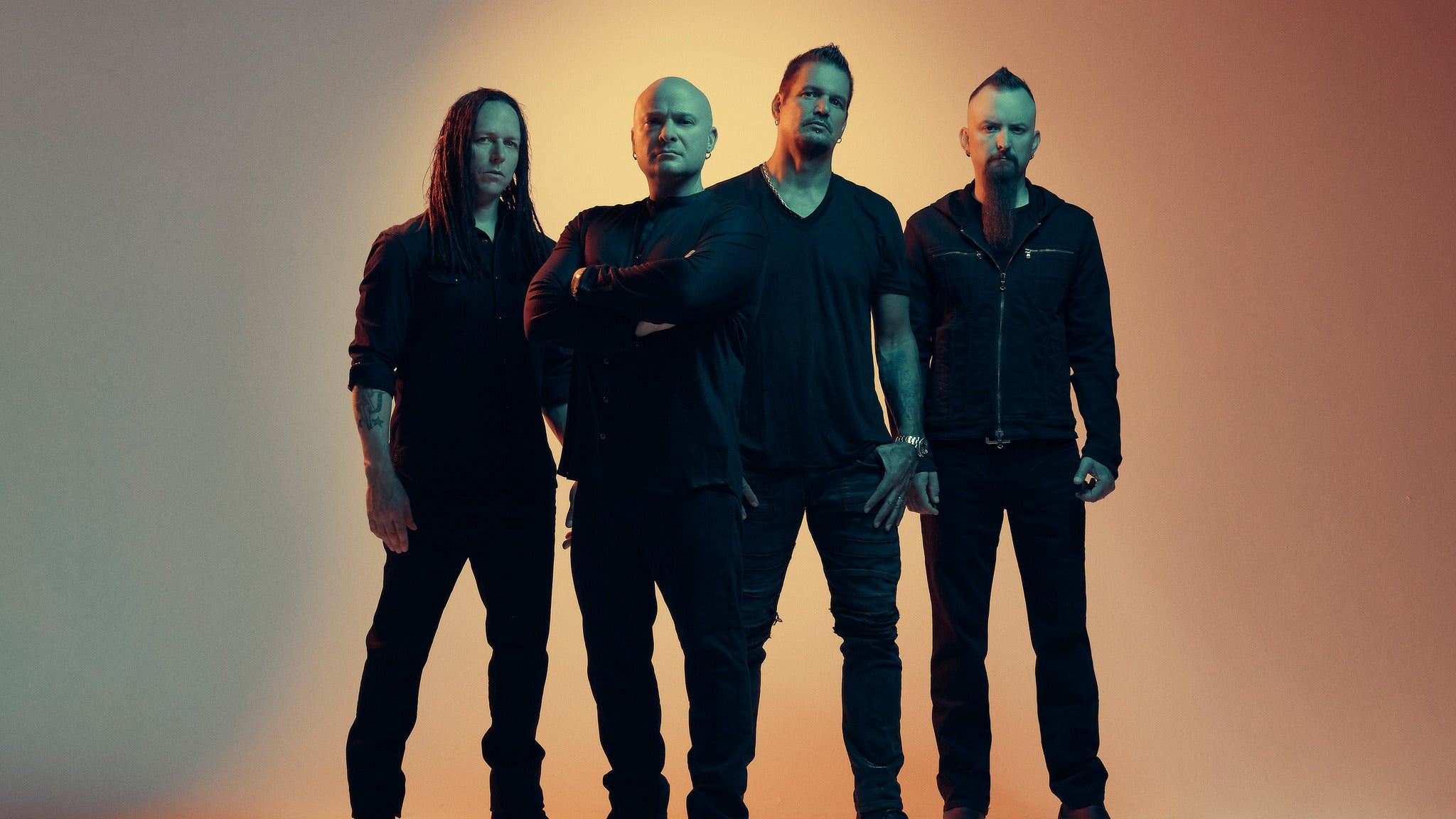 Disturbed with special guest Staind + Pop Evil presale password