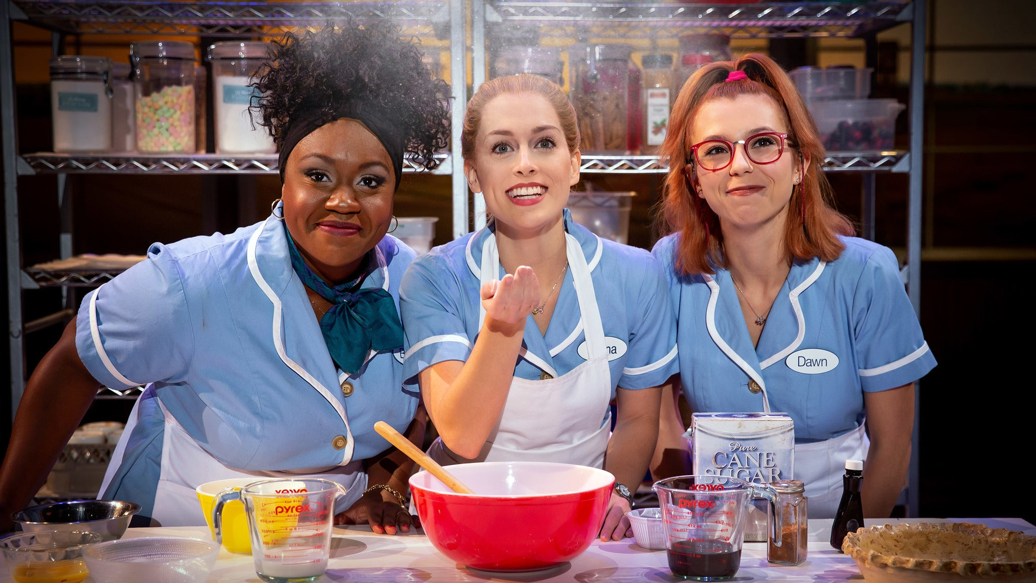 Waitress (Touring) pre-sale passcode for early tickets in Lexington