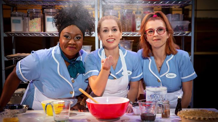 Waitress (Touring) free presale password for early tickets in Baltimore