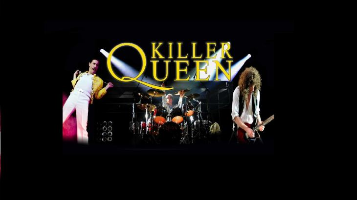 Killer Queen featuring Patrick Myers as Freddie Mercury free presale password for early tickets in Collingswood