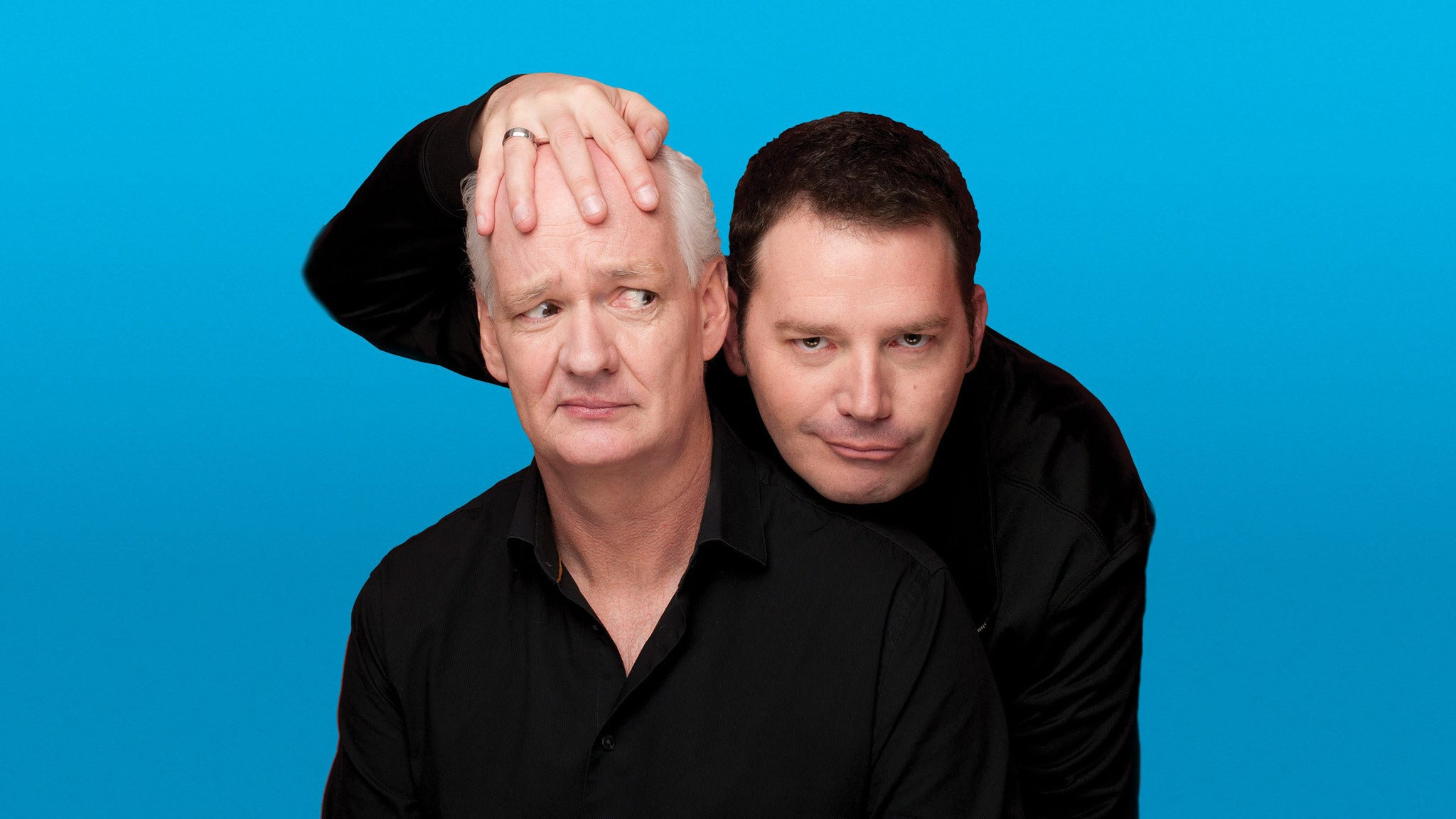 Colin Mochrie & Brad Sherwood presale code for show tickets in Beverly, MA (The Cabot)