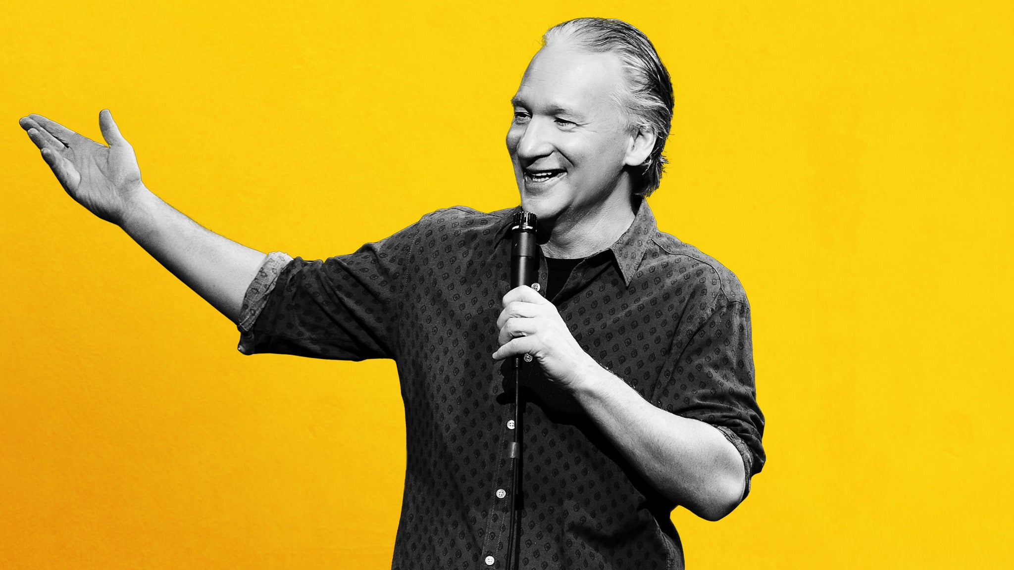 Bill Maher presale code for early tickets in San Jose