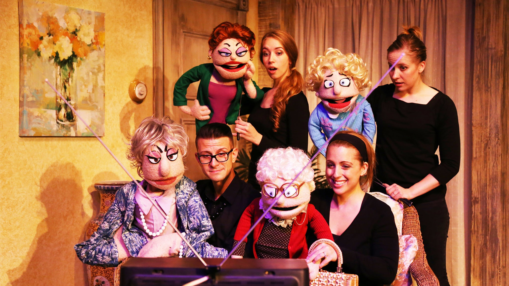 presale password for That Golden Girls Show! A Puppet Parody (Touring) tickets in Waukegan - IL (Genesee Theatre)