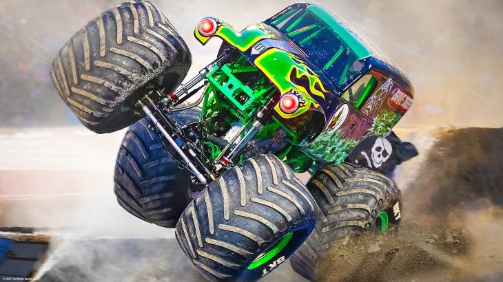 presale password for Monster Jam tickets in Indianapolis - IN (Lucas Oil Stadium)