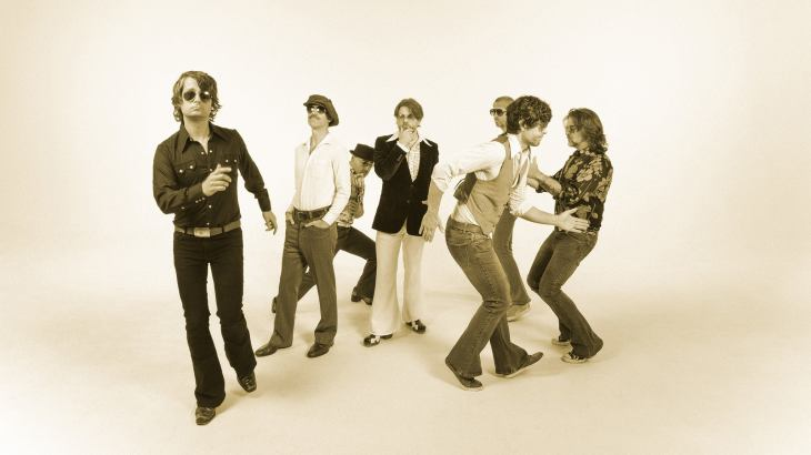 presale password for Yacht Rock Revue: The Hotter Dads in Tighter Jeans Tour tickets in New York - NY (The Rooftop at Pier 17)