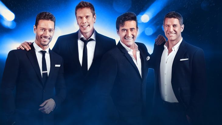 Il Divo: For Once In My Life Tour free presale password