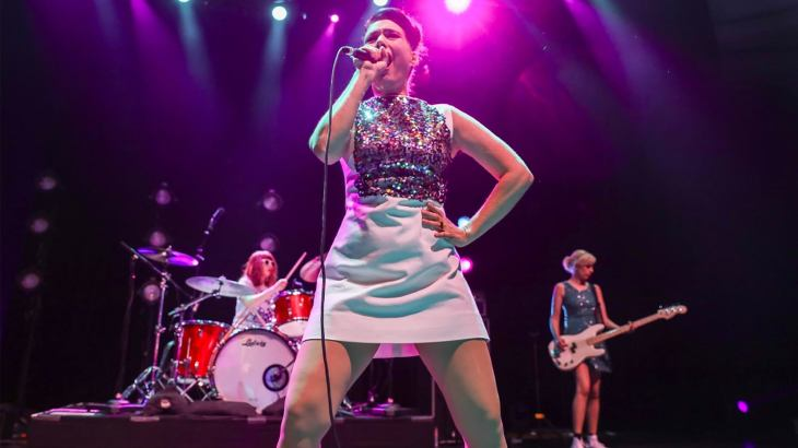 presale code for Bikini Kill tickets in New York - NY (The Rooftop at Pier 17)
